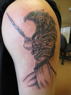 Book Of Ra Tattoo