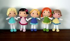 Mesmerizing Crochet an Amigurumi Rabbit Ideas. Lovely Crochet an Amigurumi Rabbit Ideas. Cute Crochet, Crochet Crafts, Yarn Crafts, Crochet Toys, Crochet Projects, Easy Crochet, Crochet Dolls Free Patterns, Crochet Doll Pattern, Amigurumi Patterns