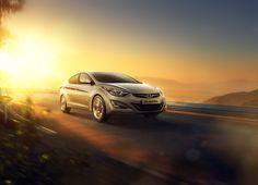 Hyundai Elantra 2016 on Behance