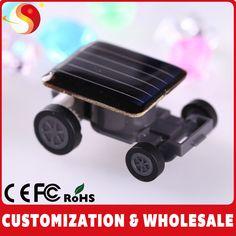 Solar toy: Car