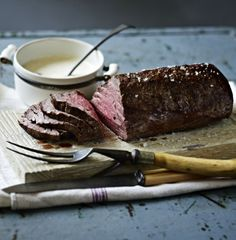 A tender cut of beef is a little bit of luxury and this is the perfect main course to cook for a gathering of friends