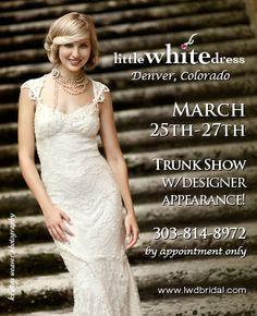 Claire Pettibone Trunk Show ~ March 25-27