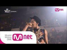 Mnet [엠카운트다운] Ep.389 : 지드래곤(GD) - One of a kind + 삐딱하게(Crooked) + 크레용(Cr...