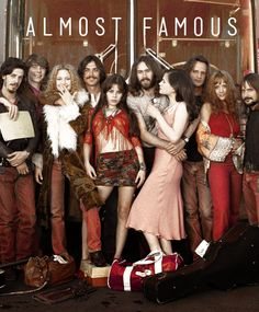 Almost Famous starring Kate Hudson and Billy Crudup