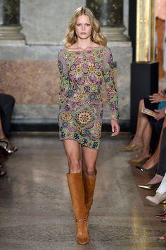Emilio Pucci primavera-verão 2015 | Lilian Pacce