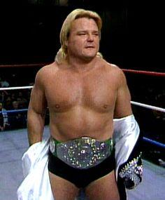 Schön WWF Intercontinental Champion Greg Valentine