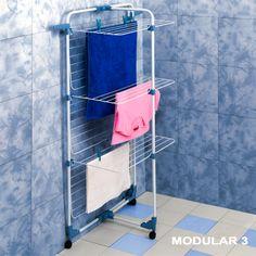 European drying rack half-closed!