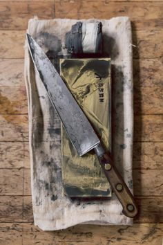 small is beautiful: marine area 7 — Milly's Kitchen Knife Photography, Still Photography, Food Photography, Chefs, Chef Knife, Knives And Swords, Damascus Steel, Kitchen Essentials, Knife Making