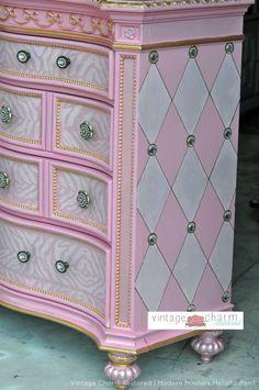 Inspiring Diamond & Harlequin Patterns
