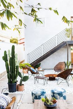 dreamy boho outdoor