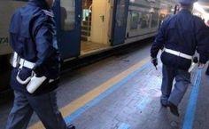 Botte sul treno alla stazione, si cerca uno dei due passeggeri