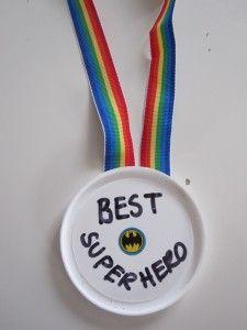 Super hero school - perfect for preschoolers