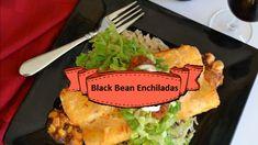 Ready IN: 45mins Black Bean Corn, Black Beans, Black Bean Enchiladas, Diet, Chicken, Ethnic Recipes, Food, Essen, Meals