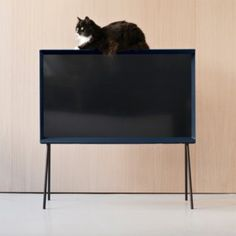 Bouroullec brothers design new TV  for Samsung as a piece of furniture