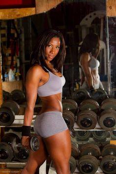 Black Fitness Women