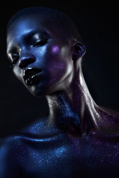 PHOTOGRAPHED BY MAGGIE WEST  MAKEUP BY MICHAL COHEN FOR NYX COSMETICS