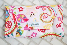 LOVE these crayon clutches. Great quality, highly recommend this seller!