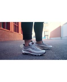 reputable site 3727e 9099a this Nike Air Max 97 OG Silver Bullet UK Trainers is cool and popular . Nike