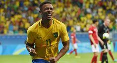 Olimpiade Rio 2016: Gabriel Jesus Sebut Brasil Sudah Bermain Dengan Filosofi Aslinya -  http://www.football5star.com/international/olimpiade-rio-2016-gabriel-jesus-sebut-brasil-sudah-bermain-dengan-filosofi-aslinya/82524/