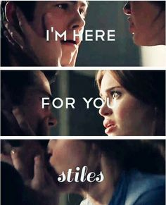 Even though I am in LOVE with stiles I still love Lydia and think they would be cute together