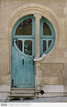 Doorway to dreamland