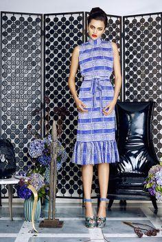 Duro Olowu Spring 2016 Ready-to-Wear Fashion Show Look 17