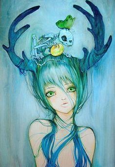 ♪ Arte de Camilla D'Errico