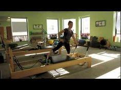 Joseph Pilates Reformer Duet by Bluebird Pilates Munich - YouTube