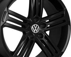 18X8-45-VW-R-STYLE-5X112-MATT-BLACK-WHEEL-FIT-VW-JETTA-GOLF-GTI-2-0-MKV-EOS-TDI