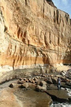 Torrey Pines Reserve, epic beach hiking