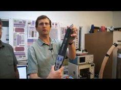 Demonstration: Composite Structure Carbon Fiber Wireless Sensor - Battery-free - Miniature, Embedded