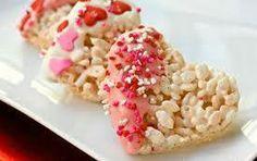Rice crispy treats by Dulce Kompania. Info. 787-444-3414