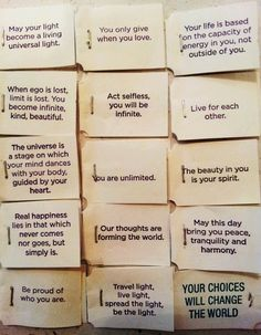 Affirmations from yogi tea. Tea Tag, Bag Quotes, Life Quotes, Meditation, Sup Yoga, When You Love, Beautiful Words, Wise Words, Just In Case