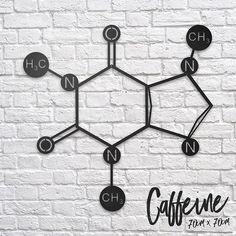 """Life begins after coffee."" Yeni ürün Caffeine Metal Dekor yayında. Keşfet! http://turkrazzi.com/ipost/1515203184338168925/?code=BUHFUStBGxd"
