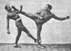 Charlemont Charles - boxe française - riposte-de-coup-de-p