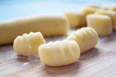 Vergessen sie die fertigen #Gnocchi im Kühlregal. Hier stellen wir ihnen ein einfaches Rezept vor - und - sie schmecken köstlich.