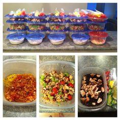 Clean Eating Meal Prep 101 http://happyisthenewhealthy.tumblr.com/mealprep101