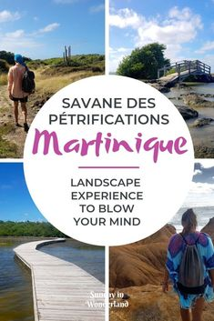 Wanna visit Martinique? Check out this amazing place on this island! Savane des Pétrifications will give you plenty of adventures! | Travel Caribbean | Martinique | Lesser Antilles | What to do and see in Martinique | French Territories