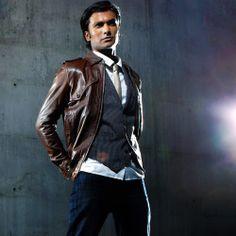 Sendhil Ramamurthy from a 2008 photo shoot done by Scott Council for Statement Magazine. http://www.sendhilramamurthy.net/