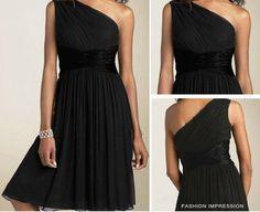 Bridesmaid Dress - Short version
