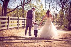 We know you've got a wedding board on Pinterest, but did you think about including your kids in the wedding?