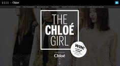 The Chloe Girl, Elle UK