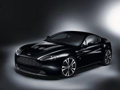 swoon Aston Martin DBS Carbon Black.