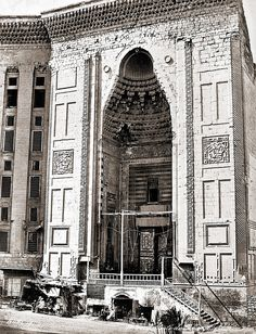 Sultan Hassan Mosque (1870s) | by ookami_dou