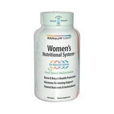 Rainbow Light Women's Nutritional System - 180 Tablets