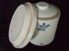 Gorgeous antique stoneware waterer