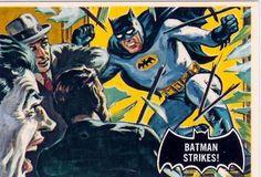 12 Batman Strikes!