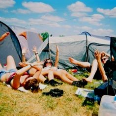Perfect way to travel! Need to do this with a huge group of friends!