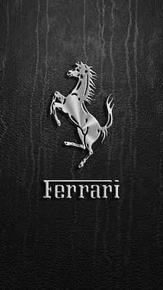 Check out this wallpaper for your iPhone: Logo Ferrari, Ferrari Sign, Ferrari Car, Bmw Cars, Car Iphone Wallpaper, Sports Car Wallpaper, Mobile Wallpaper, Luxury Car Logos, Cars Motorcycles
