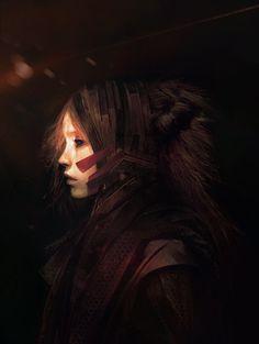 Dune - Alia Atreides 1, simon goinard on ArtStation at https://www.artstation.com/artwork/dune-alia-atreides-1